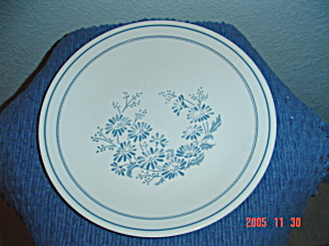 Corelle Colonial Blue Dinner Plates