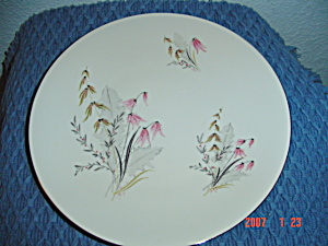 Royal Duchess Mountain Bell Bavaria Bread/butter Plates