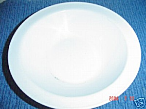 Centura Narrow Rim White Cereal Bowls (Image1)