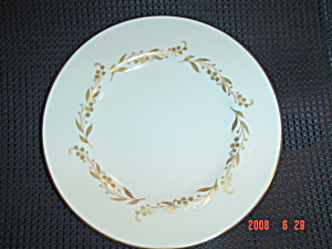 Royal Worcester Saguenay Bread And Butter Plates