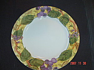 Corelle Tuscan Vine Lunch Plates