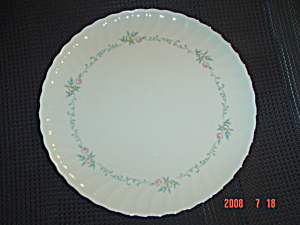 Syracuse Sweetheart Silhouette Dinner Plates