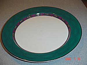 Dansk Emerald Braid Chop Plates (Image1)