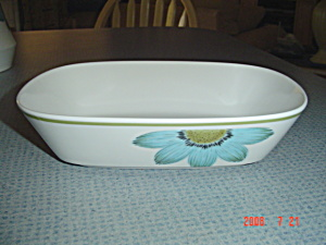 Noritake Upsa Up-sa Daisy Oval Serving Bowls