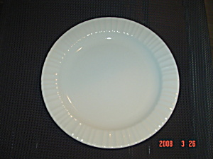 Corning Ware French White Salad Plates