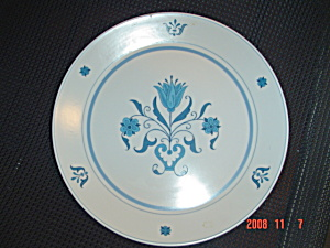 Noritake Progression Blue Haven Dinner Plates (Image1)