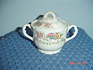 Arita Rosalina Covered Sugar Bowl