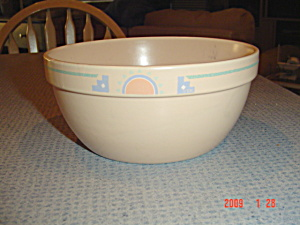 Treasure Craft Southwest Large Serving/mixing Bowl