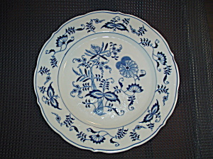 Lipper And Mann Blue Danube Dinner Plates