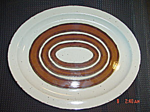 Midwinter Wedgwood Earth Oval Platter
