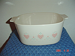 Corning Ware Forever Yours 3 Liter Covered Casserole