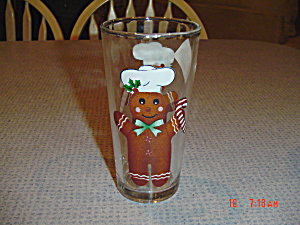 Gingerbread Man Drinking Glasses (Image1)