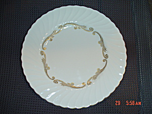 Syracuse Baroque Dinner Plates