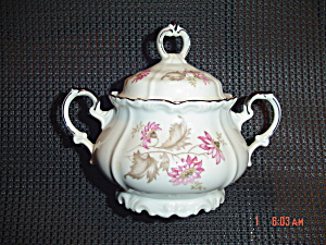 Edelstein Maria-theresia Clinton Covered Sugar Bowl