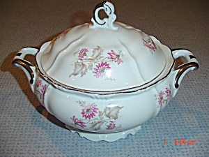 Edelstein Maria-theresia Clinton Covered Serving Bowl