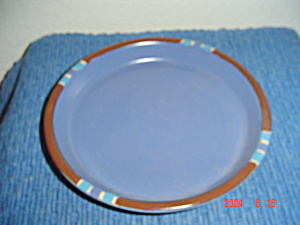 Dansk Mesa Sky Blue Dinner Plates - Japan