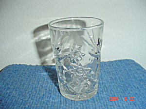 Fire King/anchor Hocking Eapc Prescut Tumblers