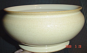 Denby Luxor Footed Serving Bowls