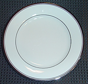 Noritake Silverton 5569 Bread And Butter Plates