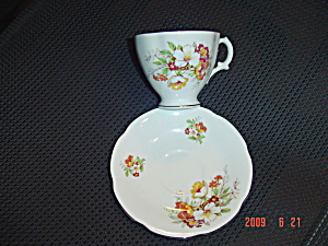 Royal Stuart Floral Cup/Saucer Set 2 (Image1)