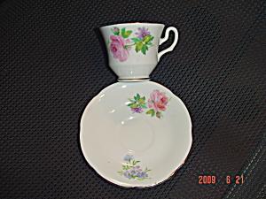 Royal Stuart Floral Cup/Saucer Set 1 (Image1)