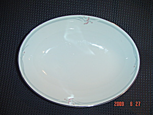 Royal Doulton Carnation Oval Serving Bowl