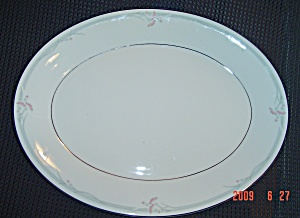 Royal Doulton Carnation Oval Platter