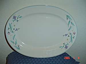 Pfaltzgraff April Small Oval Platter