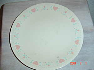 Corelle Forever Yours Salad Plates