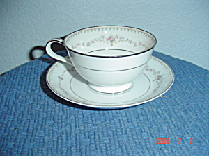 Noritake Fairmont Saucers Only