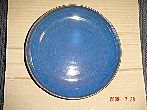 Brand New Sango Orbit Blue Dinner Plates (Image1)