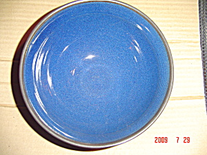 Brand New Sango Orbit Blue Soup/cereal Bowls