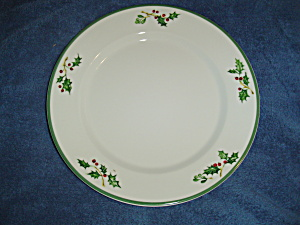 Christopher Radko Traditions Holiday Celebrations Dinner Plates