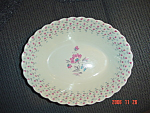 Myott Olde Chelsea Oval Serving Bowl