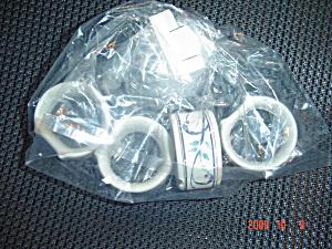 Mikasa Annette Intaglio CAC20 Napkin Rings (Image1)