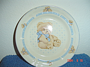 Tienshan Country Bear Dinner Plates (Image1)