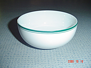 Dansk Christianshavn Green Ice Cream or Cereal Bowls - Portugal (Image1)