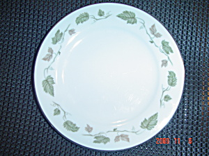 Noritake Vineyard Bread And Butter Plates