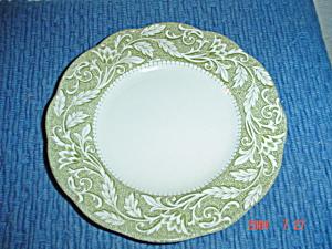 J & G Meakin Renaissance Green Salad Plates (Image1)
