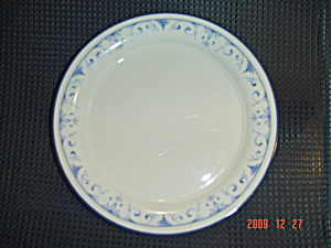 Lenox Country Blue Chinastone Salad Plates (Image1)