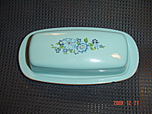 Taylor Smith & Taylor Co. Azura Covered Butter Dish