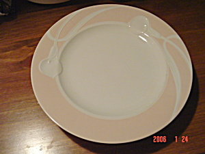 Mikasa Classic Peach Flair Dinner Plate - Defect