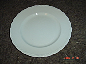 Franciscan Leeds Ironstone Dinner Plates