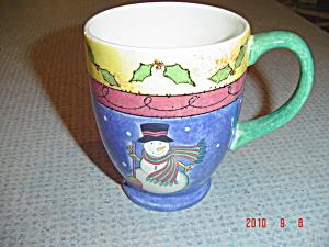 Sango Sweet Shoppe Christmas Mug #2 (Image1)