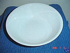 Corelle White Frost Flat Soup Bowls (Image1)