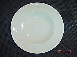 Wedgwood Windsor Rimmed Soup Bowls
