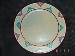 Treasure Craft Saratoga Dinner Plates