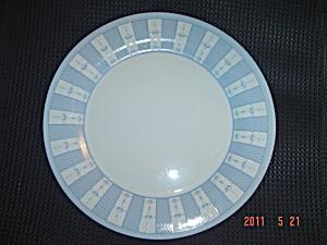 Martha Stewart Garden Trellis Dinner Plates (Image1)