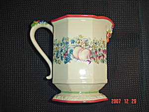 Avon Sweet Country Harvest Serving Pitcher