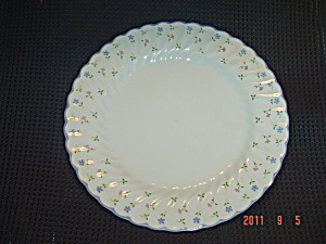 Johnson Bros. Melody Set Of 2 Dinner Plates
